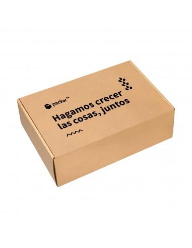 Caja de Cartón Personalizada | 34 x...