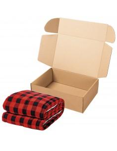 Cajas para envios postales perfectas para ropa