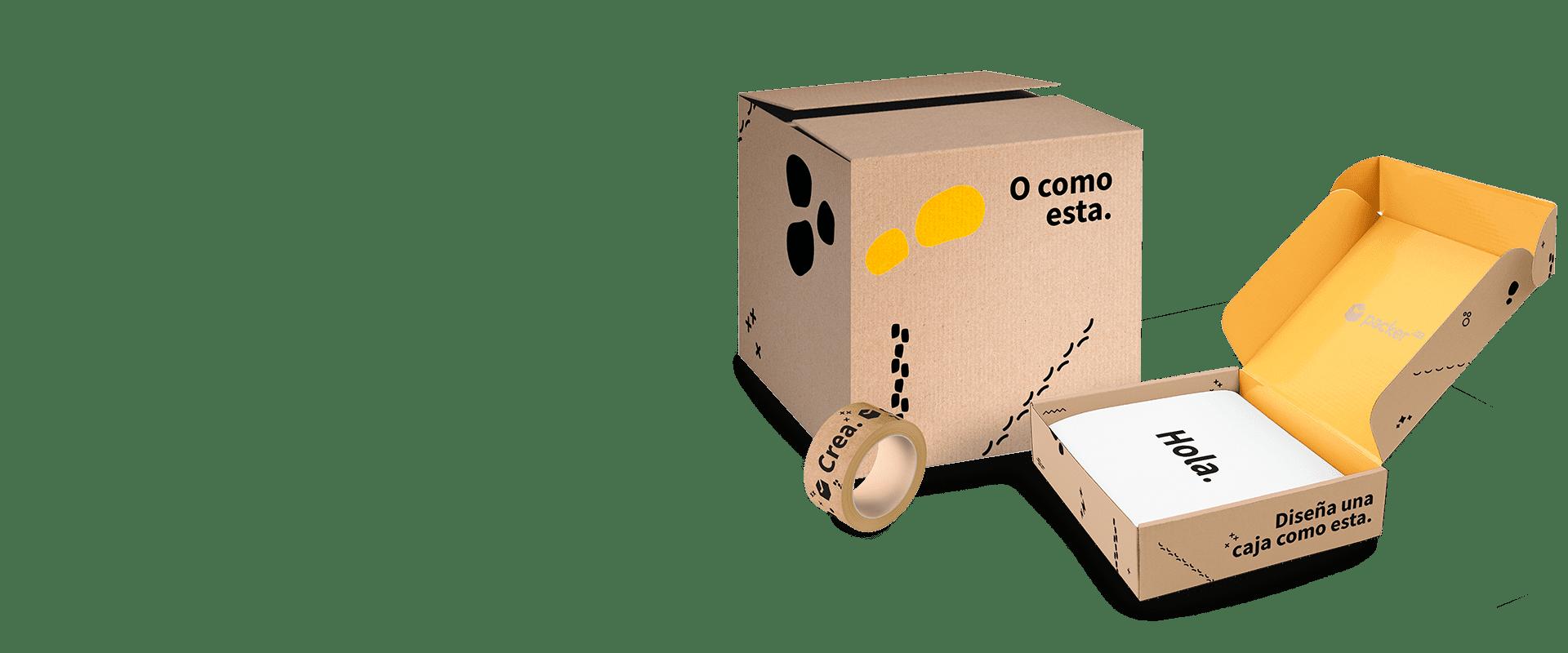 Packaging personalizado y economico