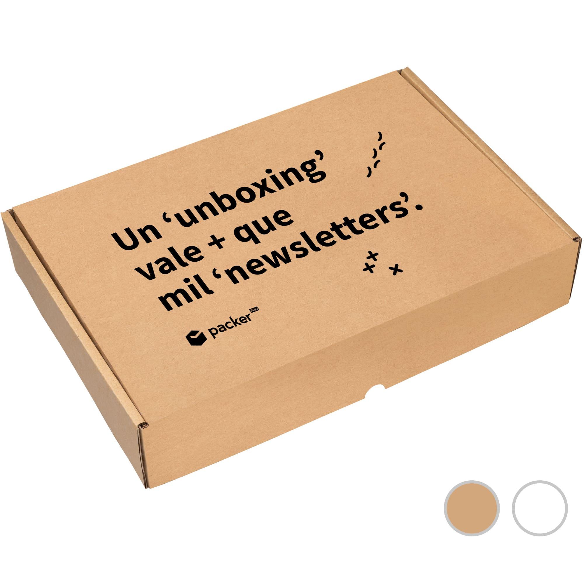 Personalizar caja online