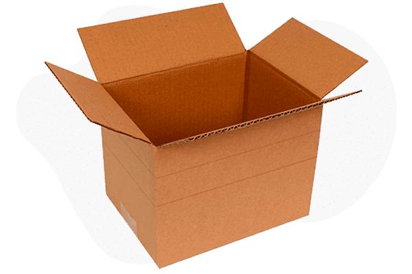 Cajas de cartón para mudanza y envíos